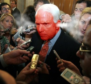 Who is McCain?