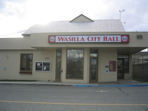 Mayor Sarah Palin's Sarah Palin Needs To Go Back To Wasilla City Hall